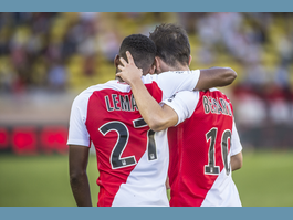 L'AS Monaco co-meilleure attaque d'Europe !