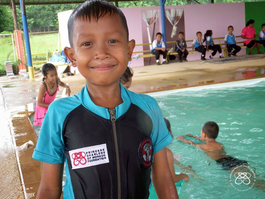 « Swimsafe Sharks Thailand »