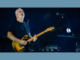 David Gilmour Live at Royal Albert Hall en Picnic Music à la Sonothèque José Notari