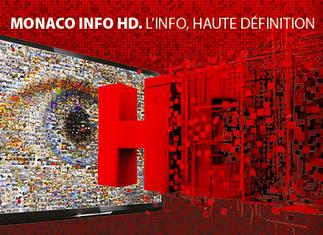 Monaco Info HD sur Monaco Channel