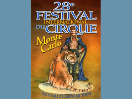 La Carte du Jour : Festival International du Cirque- 2004