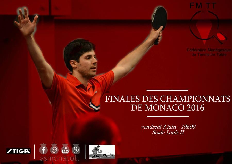 Tennis de table championnat de monaco 2016 news - Championnat departemental tennis de table ...