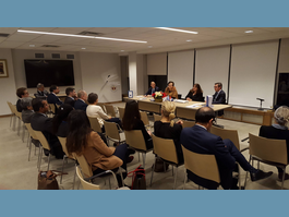 UN – French-speaking legal experts discuss law of the sea  at Monaco's Permanent Representation in New York