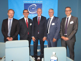 Council of Europe MONEYVAL - Committee Brand new Monegasque delegation
