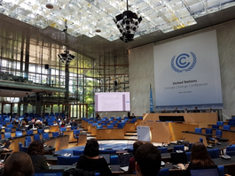 The Department of the Environment Takes Part in the 5th Meeting of the Working Group on the Paris Agreement in Bonn