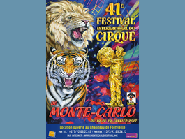 41st International Circus Festival of Monte-Carlo  From the 19th to the 29th January 2017