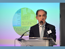 12th Art and Finance Conference was held in Monaco