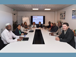 Cooperation: leading sickle-cell doctors meet in Monaco