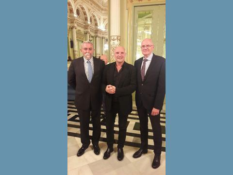 The Embassy of Monaco in Spain Holds a Reception in Honour of the Ballets de Monte-Carlo