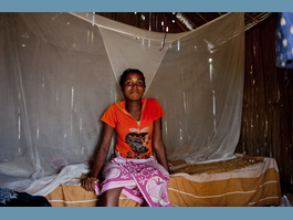 25 April: World Malaria Day, a flagship programme for Monaco's Official Development Assistance