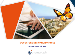MonacoTech: call for applications
