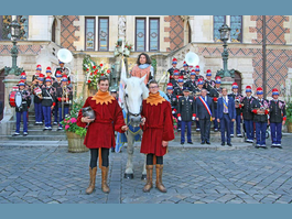 Palace Guards Orchestra in Orléans