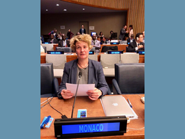 UN - Monaco Takes Part in the Meeting of States Parties to the Convention on the Rights of Persons with Disabilities