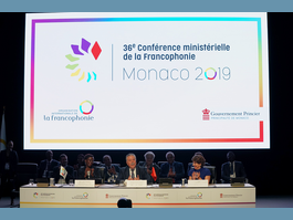 36th Ministerial Conference of La Francophonie - En Route for the 2020 Tunis Summit