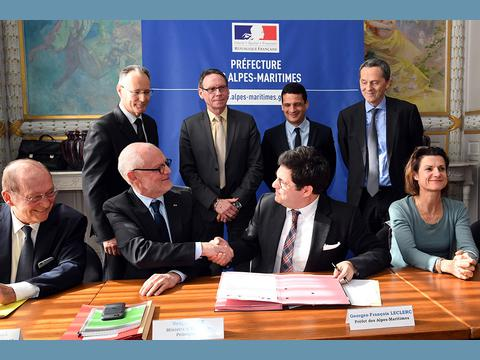 Meeting of the Commission for Local Cross-Border Cooperation  between France and Monaco on 3 March 2017  Press Release