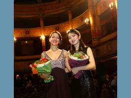 9th Nadia and Lili Boulanger International Competition  Monaco Awards the Voice-Piano Duo Grand Prize