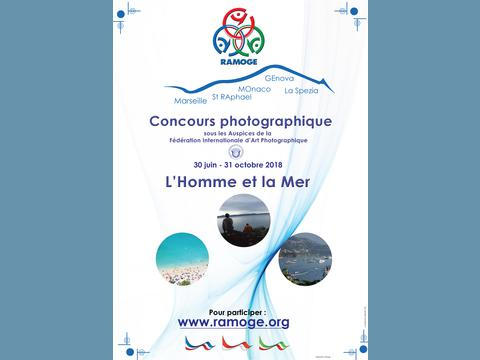 RAMOGE Photo Competition 2018      Man and the Sea in the coastal and maritime area  stretching from La Spezia to Marseille