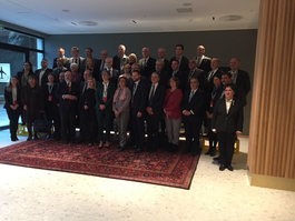 Council of Europe  Monaco Takes Part in the Pompidou Group's 17th Ministerial Conference