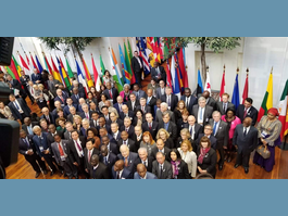 International Organisation of La Francophonie - 34th Session of the Ministerial Conference