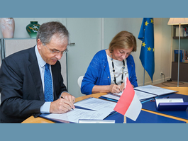 The Prince's Government Makes Two New Voluntary Contributions  to the Council of Europe's Programmes
