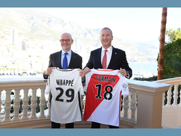 Partnership Agreement  Between the Principality of Monaco and AS Monaco