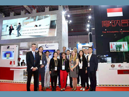 Monaco is Showcased at the Second CIIE