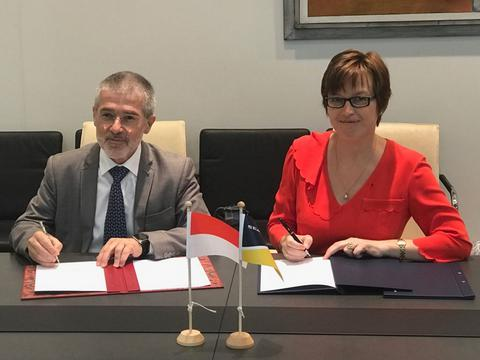Cooperation agreement between Principality of Monaco and EUROPOL expanded