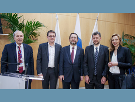 Monaco is Elected to the Presidency of the Eutelsat-IGO Assembly of Parties