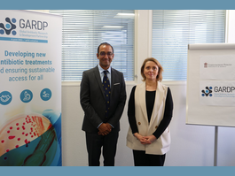 World Health Assembly: Principality of Monaco supports GARDP's effort to control drug-resistant neonatal sepsis