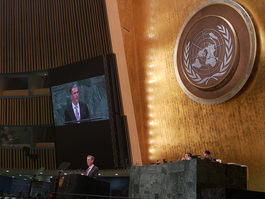 Monaco at the 73rd session of the UN General Assembly