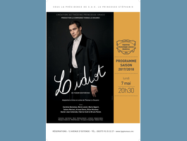 Thomas Le Douarec presents adaptation of Dostoevsky's The Idiot at Théâtre Princesse Grace
