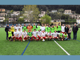 Football Match – Monaco Civil Service/EURECOM Students