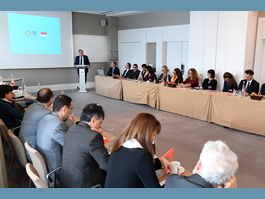 First meeting to present Monaco's participation in Expo Dubai 2020