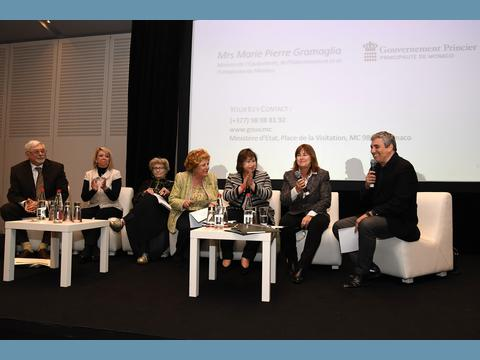 Marie-Pierre Gramaglia Takes Part in the World Committee of Women Entrepreneurs