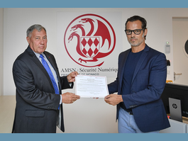 The Monaco Vidéo Electrique (MVE) Company is Awarded the Information Systems Security Audit Service Provider (PASSI) Qualification