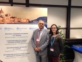 Monaco Takes Part in the 67th Session of the World Health Organization's Regional Committee for Europe