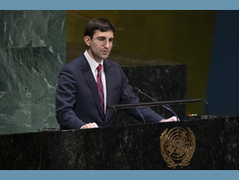 73rd UN General Assembly  Annual session on oceans and the law of the seas