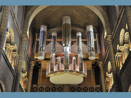 """Organ Night"" for the ""Fête de la musique"" Music Festival"