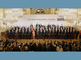 Monaco takes part in 24th OSCE Ministerial Council
