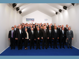 Monaco takes part in 25th OSCE Ministerial Council