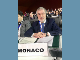 Monaco Takes Part in the Intergovernmental Conference to Adopt  the Global Compact on Safe, Orderly and Regular Migration
