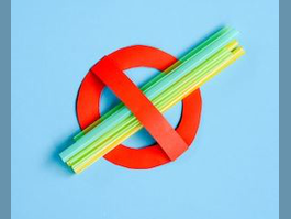 From 1 January 2019: Ban on plastic drinking straws and stirrers