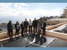 Installation of Solar Panels at the Ecole des Révoires School