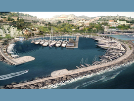 Principality of Monaco acquires concession for  Ventimiglia marina