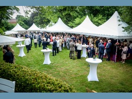 Reception in Brussels in honour of the anniversary of  H.S.H. the Sovereign Prince's accession