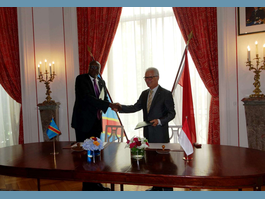 Diplomatic relations established between  Principality of Monaco and Democratic Republic of the Congo