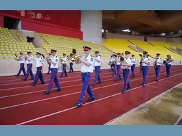 Palace Guards Orchestra invited to perform at Spasskaya Tower International Military Music Festival in Moscow