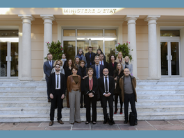 Positive feedback from Monegasque compagnies on teleworking - Continued Progress