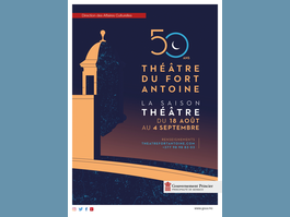 "50 years of Fort Antoine Theatre ""Guests of Fort Antoine"" and ""Fort Antoine Theatre Season"" will celebrate the anniversary all summer long"