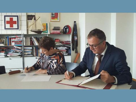Monaco Strengthens its Cooperation with the International Committee of the Red Cross (ICRC)